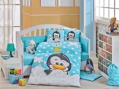 Фото Hobby Penguin голубой детский (29351)