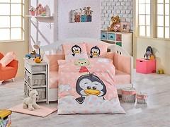 Фото Hobby Penguin персиковый детский (29368)