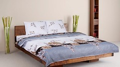 Фото Колорит К-020 Premium Натурель двуспальный