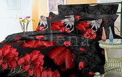 Selena 600105 Тюльпаны двуспальный Евро