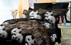 Фото Selena 600302 Панды в городе двуспальный
