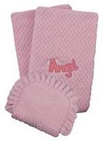Duetbaby Soft Haft розовый 100x160