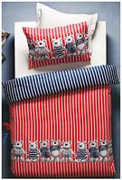 Karaca Home Teen Teddy 160x220 красный
