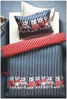 Karaca Home Teen Teddy 160x220 синий