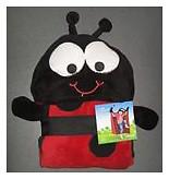 Le Vele Baby Ladybug 68x100