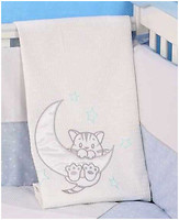 Верес Little Cat 350.09 blue 75x100