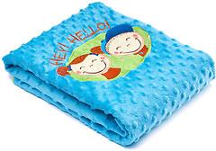 Sensillo Hey! Hello! Blue (23146)