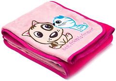 Sensillo Собачка и котик Pink (22996)