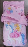 Karaca Home Periwinkle pembe 160x220 розовый