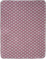 Womar Zaffiro Полукруг серо-красный 75x100