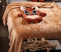 Homytex Рогатый зверек (5572) оранжевый