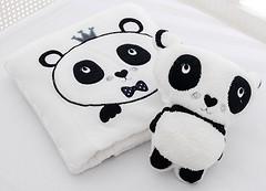 English Home Panda 90x90 белый