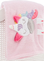 Фото English Home Unicorn 90x120 розовый