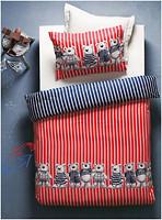 Karaca Home Teddy красное 160x220 (111330)