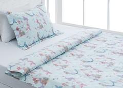 Фото English Home Love Mermaids 160x240 разноцветное