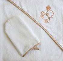 Верес Sweet bear beige 90x90 (190.6)