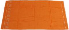 Фото Arya Bonita Бамбук 90x150 оранжевое