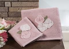 Фото Home Sweet Home Adney Pink-2 50x90 розовое