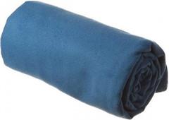 Фото Sea to Summit DryLite Towel Antibac 75x150 cobalt blue