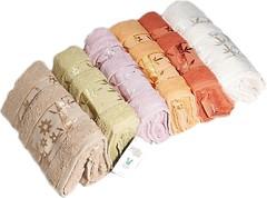 Фото Pupilla Vip Bamboo Elit набор полотенец 70x140