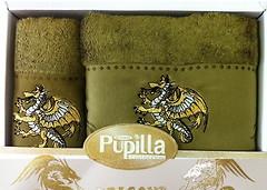 Фото Pupilla Dragons набор полотенец