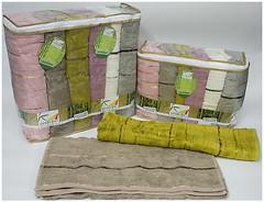 Фото Cestepe Bamboo набор полотенец 70x140 (063)