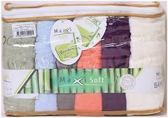 Фото Cestepe Maxi Soft Bamboo Towel набор полотенец 70x140 (02)