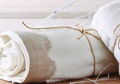 Фото Karaca Home Набор полотенец Becky
