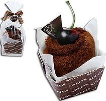 Фото Unique Cake Бисквит шоколад, вишня 27x27