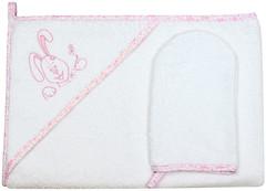 Верес Happy Bunny pink 90x90 (190.3)