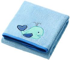 BabyOno Frotte 70x140 голубое