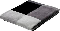 Фото IKEA 401.028.03 100x180 серо-черное