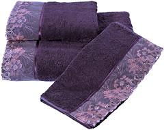 Фото Soft Cotton Lalezar 50x100 фиолетовое