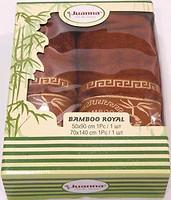 Фото Juanna Bamboo Royal 50x90, 70x140 коричневый