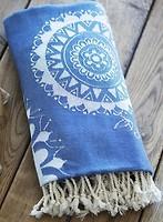 Фото Soundsleep Goa 100x180 синее