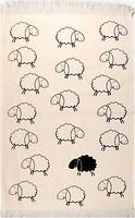 Фото Akipek Черная овечка 30x40 (120425)