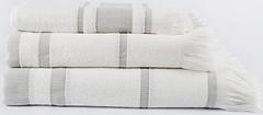 Фото Irya Набор полотенец One beyaz 50x90, 80x160, 100x180