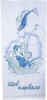 Фото Речицкий текстиль Щоб клювало 50x90 бело-синее
