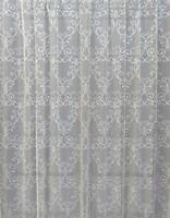 Arya Тюль Рашель бело-золотистая 150x270 (4916 V-1122 812-1)