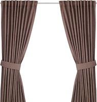 IKEA Ингерт коричневая 145x300 (202.578.53)