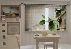 Wellmira Маслины в кухне 150x250