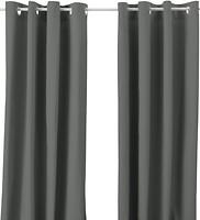 IKEA Мерете серая 145x300 (102.568.49)