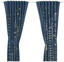 IKEA Хеммахос темно-синий 120x300 (403.323.47)