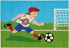 Arte Espina Футболист