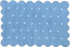 Lorena Canals Galleta 120x160 azul (77772)