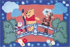 Disney Винни Пух на мостике WD 055