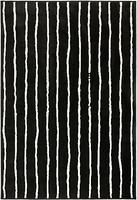 IKEA Герлесе черно-белый (503.208.48)