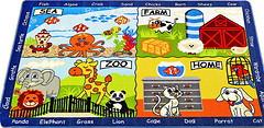 Confetti Animal World 1.33x1.9