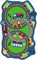 Confetti Circle Track 1x1.65