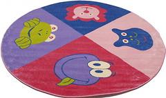 Fulya 8D69A pink 2x2 круг